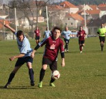 SK Lhenice B - TJ Horní Vltavice 4:0