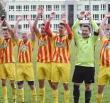 FK Junior Strakonice - SK Slavia ČB 5:2