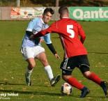 Spartak Trhové Sviny - FK J. Hradec B 9:1