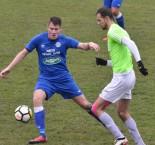 Sokol Čížová - FK Králův Dvůr 0:2