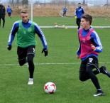 Dynamo zahájilo zimní přípravu
