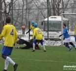 Lom porazil v Hlubocké lize Protivín 4:2