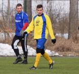 Soběslav nechávala generálkové góly s Olešníkem na druhou půli