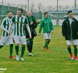 Roudné udolalo Hořovicko Zemanovým gólem
