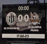 Dynamo prohrálo s Olympií