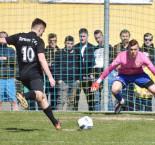 Písek se rozešel s Dobrovicí bez gólů