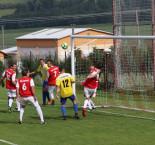 Lhenice udržely druhé místo, porazily Vlachovo Březí 3:0