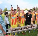 V okresním derby zvítězily Strakonice s Vodňany