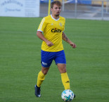 Písek ovládl druhou půlku, Soběslavi nasázel sedm gólů