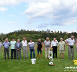Týnské oslavy padesátého výročí hřiště u Sokolovny