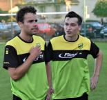 Nerozhodné derby v Oseku
