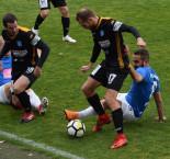 Táborsko porazilo Znojmo gólem v poslední minutě