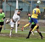 Písek nasázel Litoměřicku čtyři góly