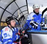 Dynamo na ledě. Mladí nestačili