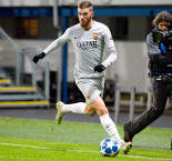 Na Lize mistrů: FC Viktoria Plzeň vs. AS Řím 2:1