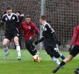 Příprava: AC Sparta Praha – SK Dynamo ČB 3:1