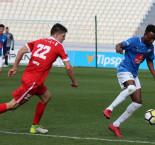 Tipsport liga: FC MAS Táborsko - FC Zbrojovka Brno 0:2