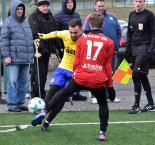 Příprava: FC Písek - SK Klatovy 1898 3:1