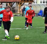 Příprava: FK Junior Strakonice - SK Otava Katovice 5:9
