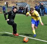 Příprava: FC Písek - FK Olešník 3:3