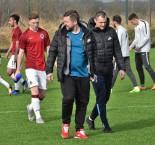 Juniorská liga: SK Dynamo ČB - AC Sparta Praha 3:2