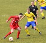 ČFL: FC Písek - FK Králův Dvůr 1:3