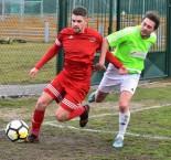 Divize: Sokol Čížová - FK Tachov 3:0