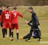 Příprava: FK Olympie Týn n. Vlt. - FK Olešník 1:3