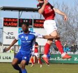 FNL: FC Sellier & Bellot Vlašim - FC MAS Táborsko 2:3