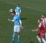 KP: SK Rudolfov - TJ Blatná 1:1