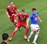 FNL: FC MAS Táborsko - FK Fotbal Třinec 1:1