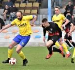ČFL: FC Písek - FK Dobrovice 1:0