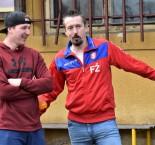 I. B třída: TJ Dražejov - Blaník Strunkovice 0:4