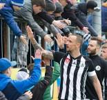 FNL: SK Dynamo ČB - FK Pardubice 1:0