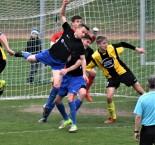 KP: FC ZVVZ Milevsko - FK Olešník 0:1