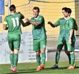 ČFL: FC Písek - FK Loko Vltavín 0:2