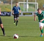 I. B třída: Malše Roudné B - FC Velešín 2:0
