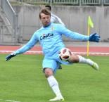 ČFL: FC Písek - Jiskra Ústí nad Orlicí 1:2