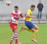 ČFL: FC Písek - TJ Štěchovice 1:2