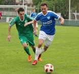 Divize: Tatran Sedlčany - FC MAS Táborsko B 3:3, pen. 3:1
