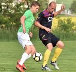 Divize: Sokol Čížová - FK Jindřichův Hradec 1910 7:3