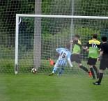 KP: SK Rudolfov - TJ Osek 2:0