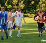I. A třída: Sokol Bernartice - FC Chýnov 1:0