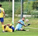 ČFL: FC Písek - SC Olympia Radotín 1:4