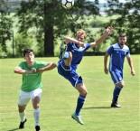 Divize: Sokol Čížová - FK Spartak Soběslav 2:1