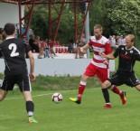 I. A třída: SK Lhenice - Spartak Trhové Sviny 1:1