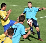 Příprava: FC Písek - SK Otava Katovice 7:0
