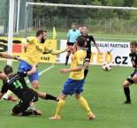 Příprava: FC Písek - FC Hradec Králové 0:2