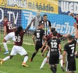 1. liga: SK Dynamo ČB - AC Sparta Praha 2:2