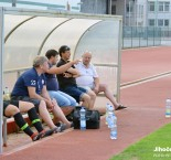 Příprava: Spartak Soběslav - SK SIKO Čimelice 7:1